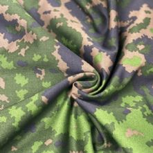 Urban Camouflage 100% Cotton Sateen Fabric 148cm Wide x 0.5m